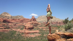Wilderness Yoga Brink of Sedona